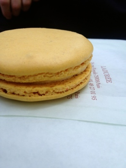 Macaron from Ladurèe