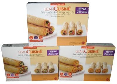 Lean Cuisine Casual Cuisine Spring Rolls