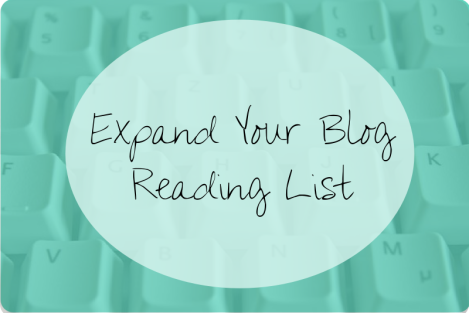 expand your blog reading list