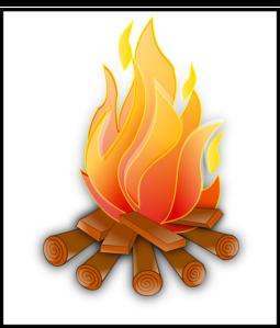 Fire Clip Art