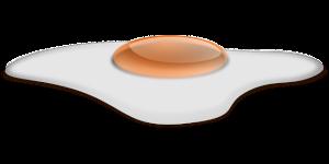 Fried Egg Clip Art